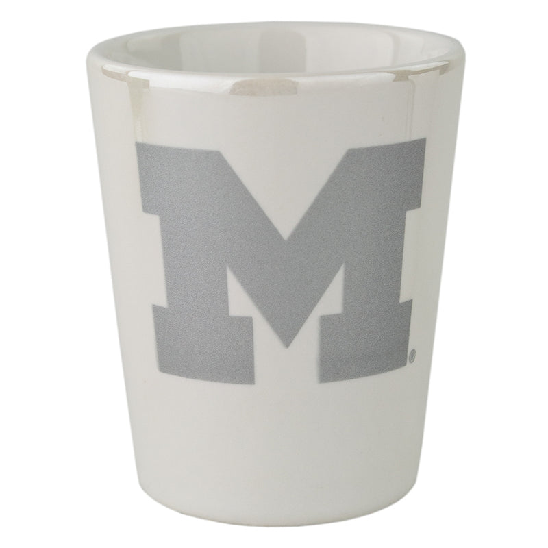 UM Ceramic Lustre Shot Glass