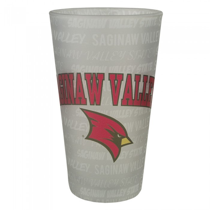 Frosted Sublimation SVSU Pint Glass