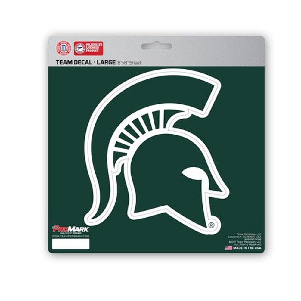 MSU Large Team Decal