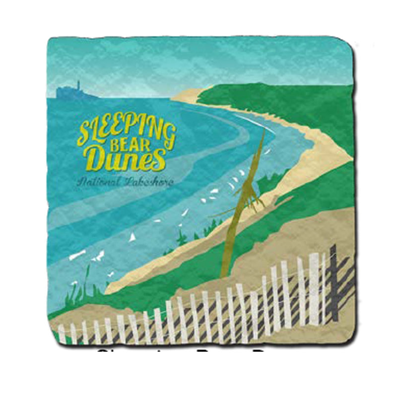 GR8ST8 Sleeping Bear Dunes Coaster