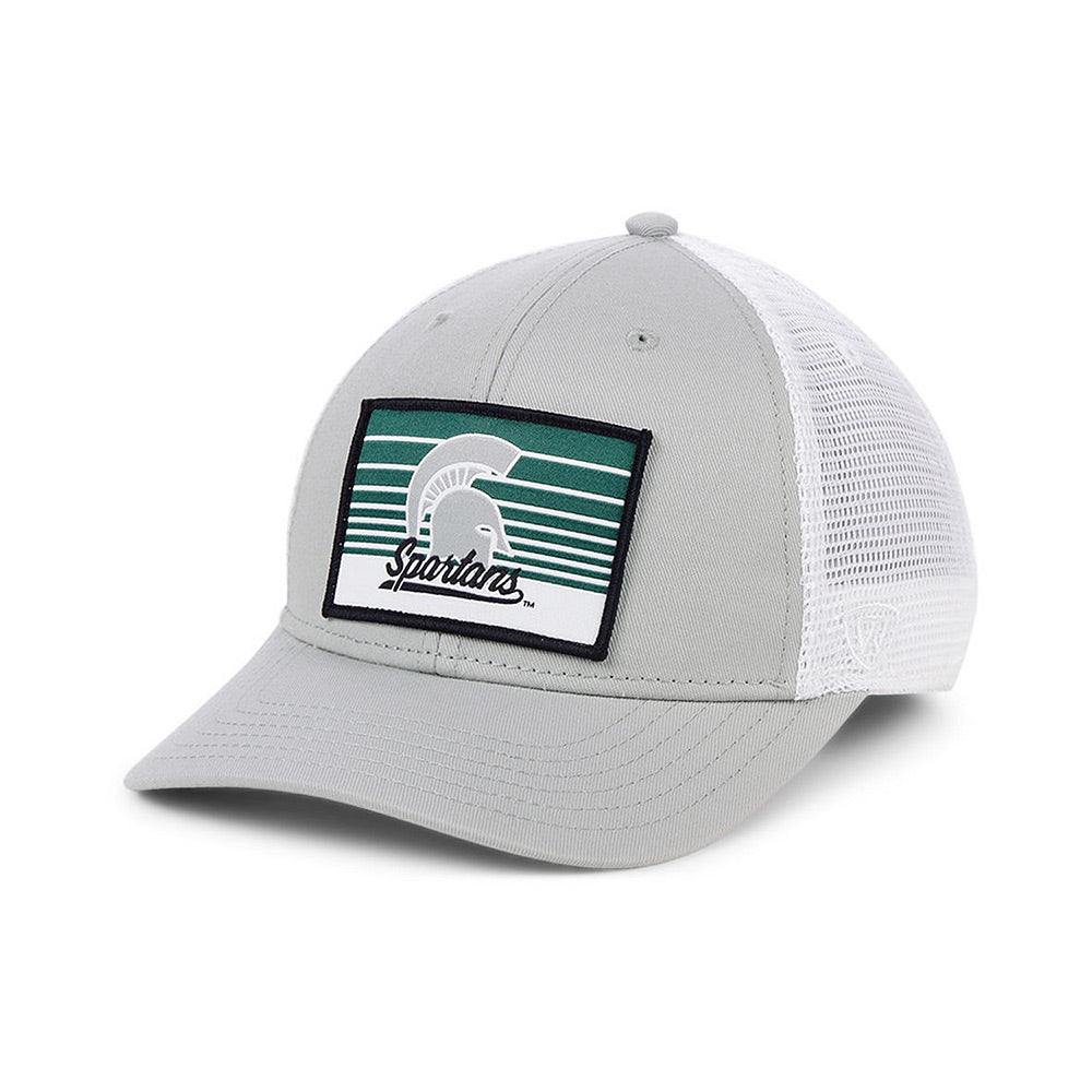 MSU Horizen Patch Adjustable Hat