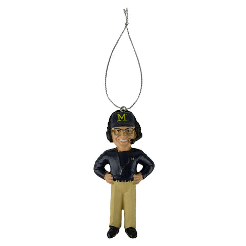 UM Harbaugh Ornament