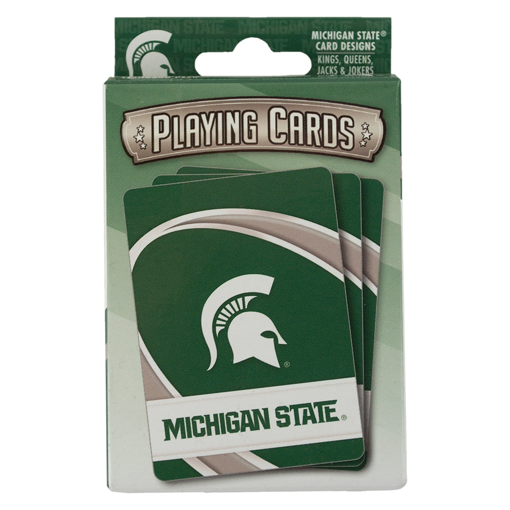MSU Playing Cards