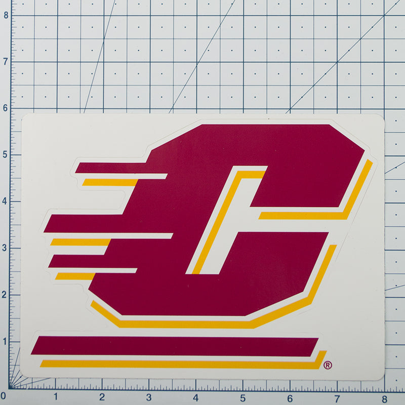 Removable CMU Decal