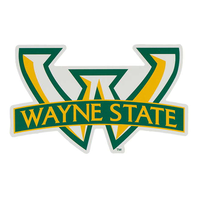 Wayne State Removable Decal