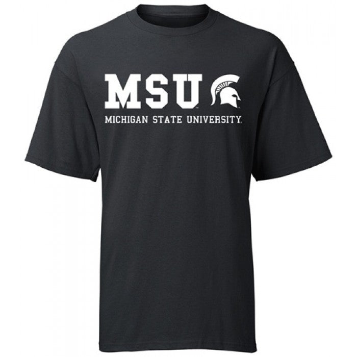 Logo Plus MSU LI T-Shirt
