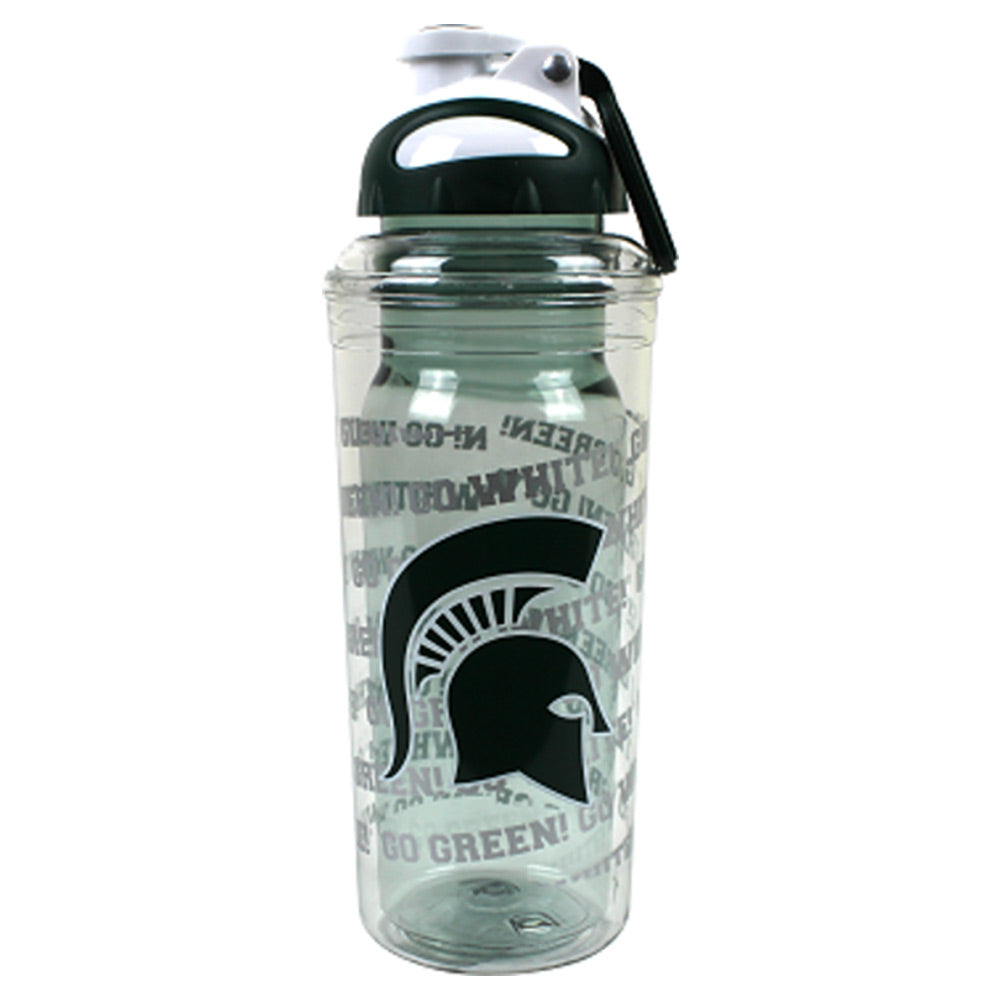 MSU Waterbottle With Clip
