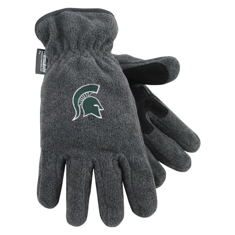 MSU Fleeve Gloves