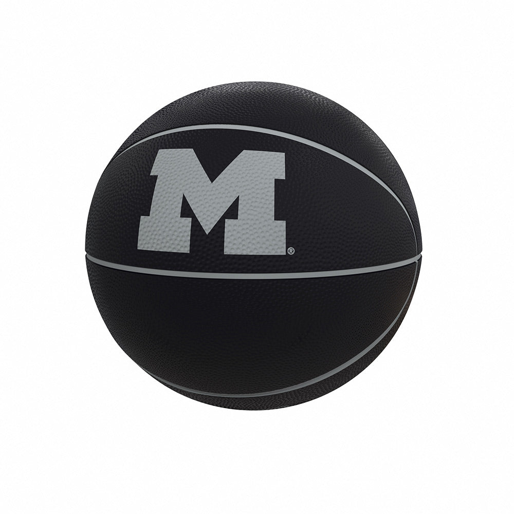 UM Full-Size Blackout Basketball