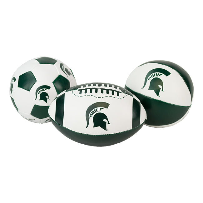 MSU 3pk Multi Ball Set