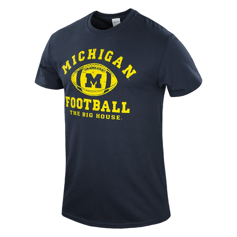 Halfback Football UM HBFB T-Shirt
