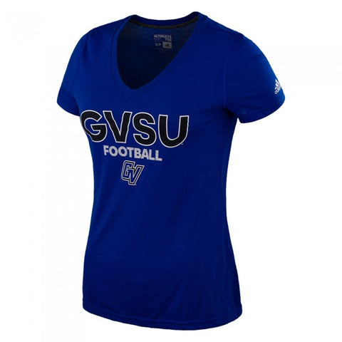 GVSU Ladies Sideline Rush Football T-Shirt
