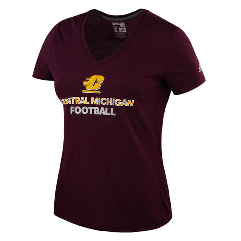 Tee Ladies Sdln Rush Football