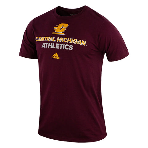 CMU Sideline Rush Athletics T-Shirt