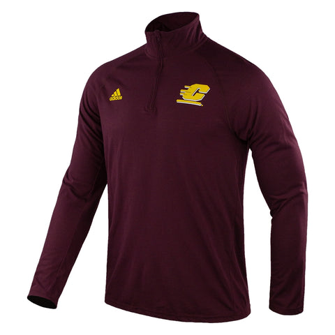 Definition Sideline 1/4 Zip CMU Jacket