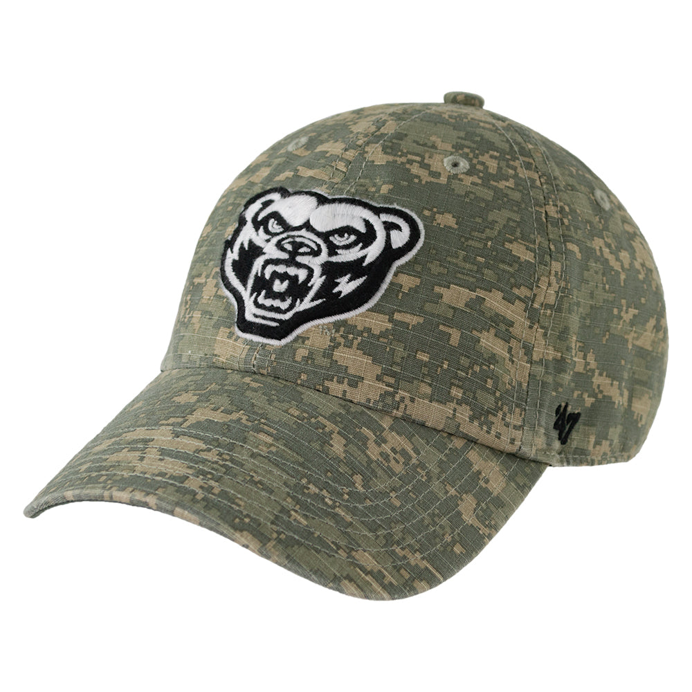 Oakland Operation Hat Trick Clean Up Hat