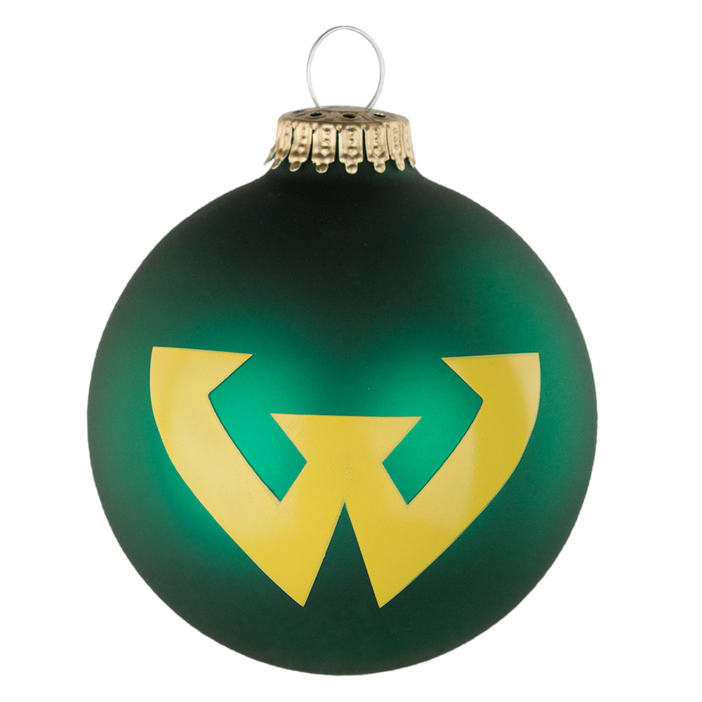 Wayne State Ornament