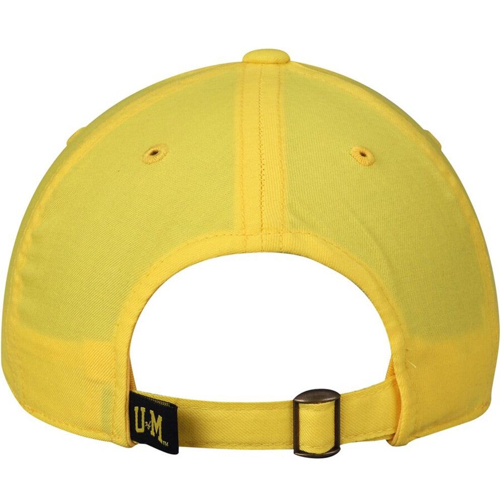 UM Block 'M' Adjustable Hat