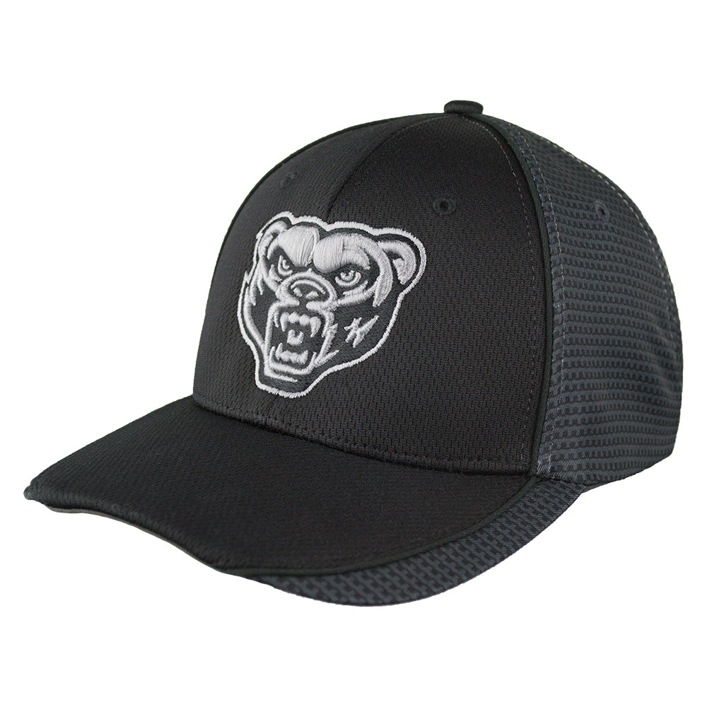 Oakland Carbon Fiber Adjustable Hat