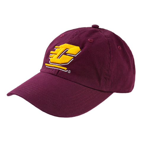 CMU Slouch Adjustable Hat