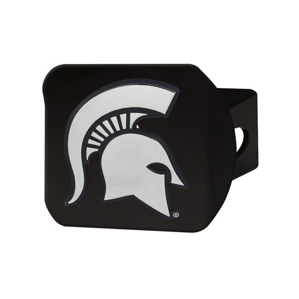 MSU Spartan Head Hitch Cover
