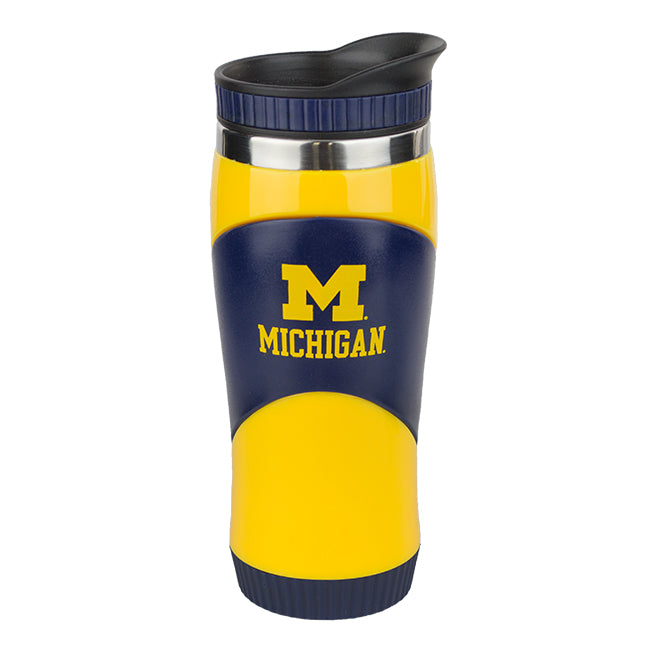 School Spirit UM Travel Mug