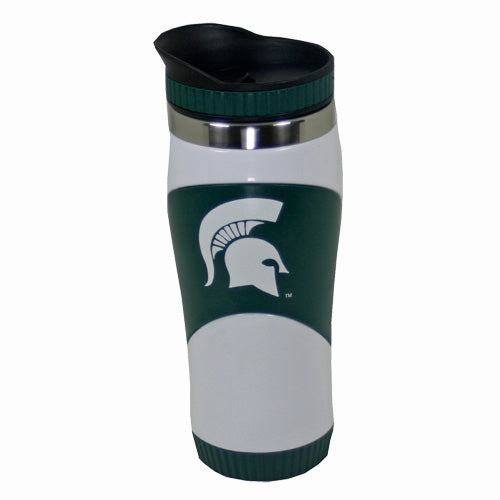 School Spirit MSU Travel Mug