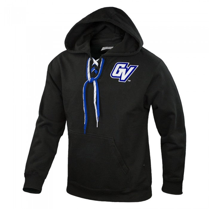 Lakers Laces GVSU OL2A Hoodie