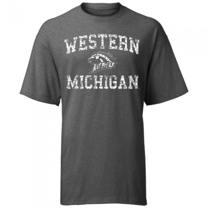 Weather Arch Logo WMU ASW T-Shirt