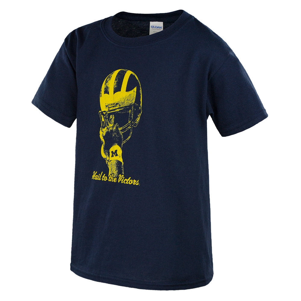 Raised Helmet Youth UM RHV T-shirt