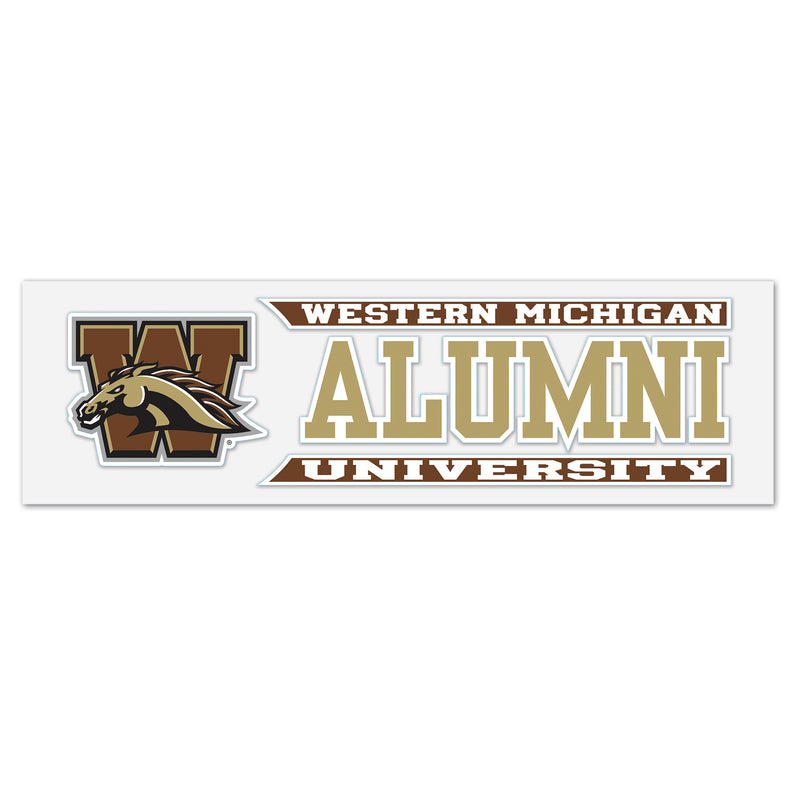 WMU Alumni Decal