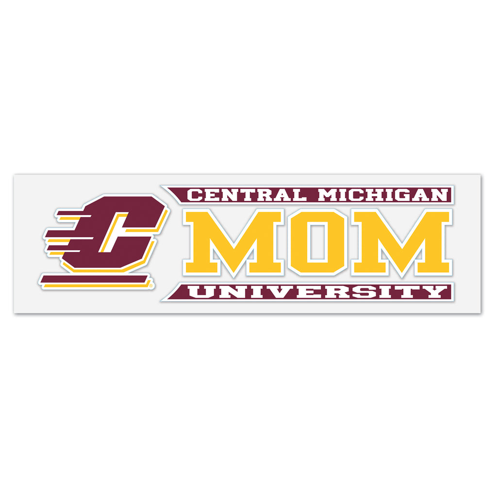 Mom CMU Decal