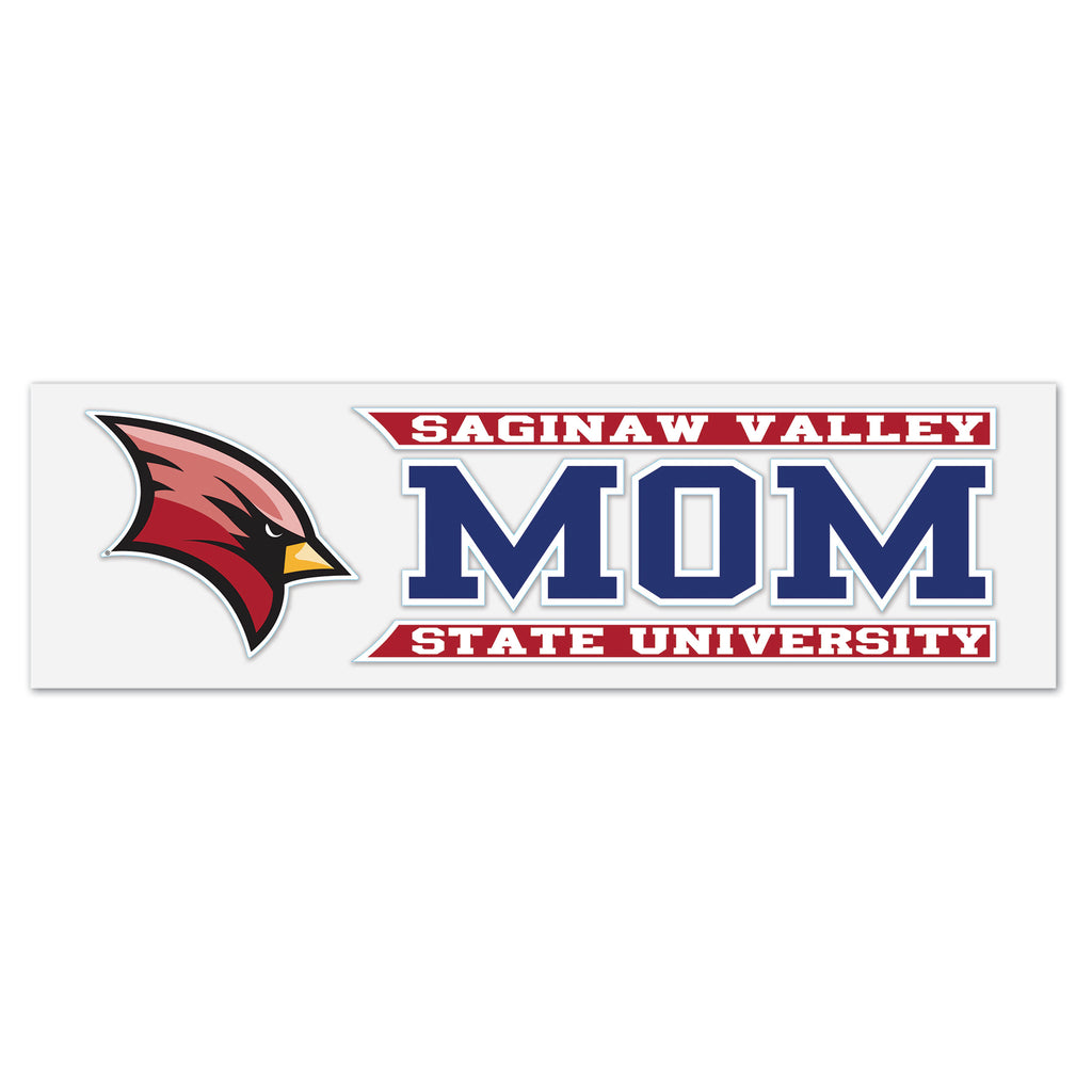 Mom SVSU Window Decal
