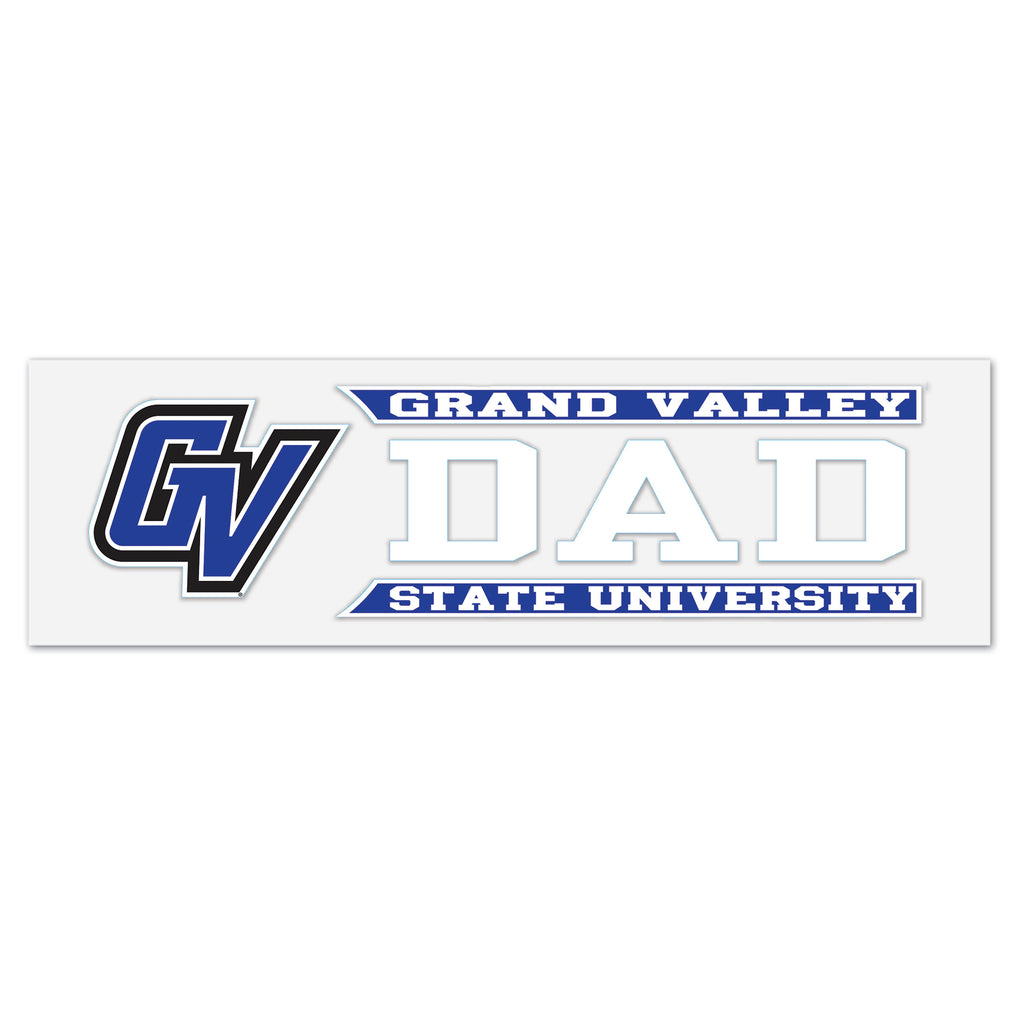 GVSU Dad Decal