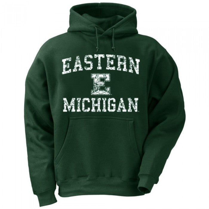 Weathered Arched Logo EMU ASW Hoodie