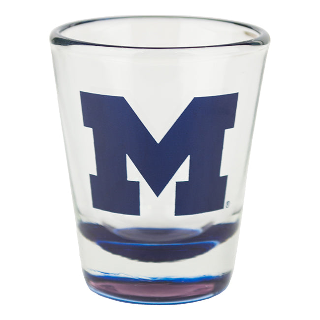 UM Color Bottom Shot Glass