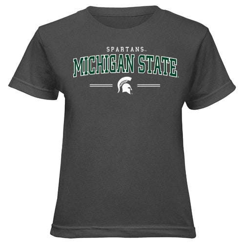 Centered MSU C Youth T-Shirt