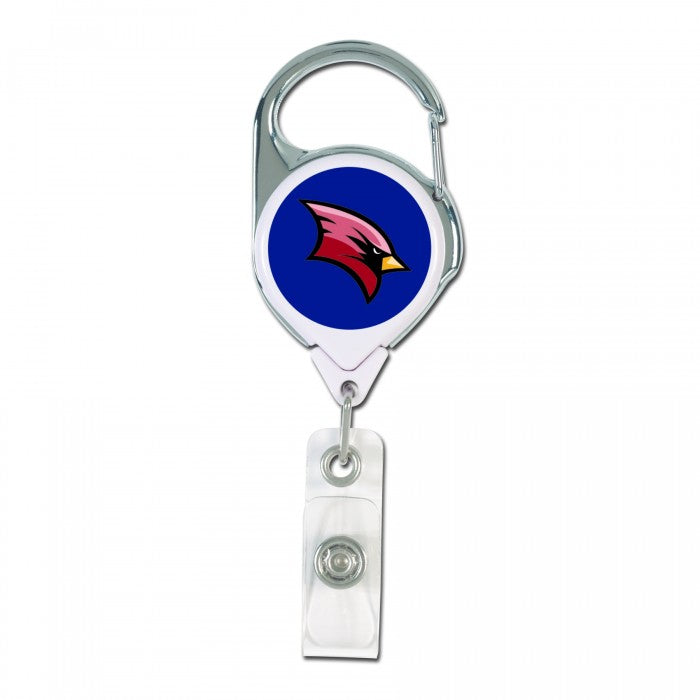 Retractable SVSU Badge Holder