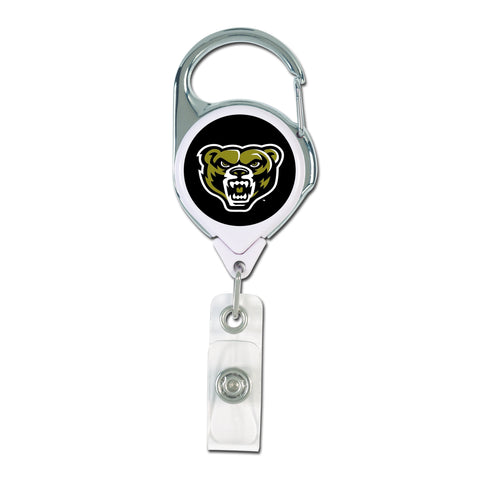 Retractable Oakland Badge Holder