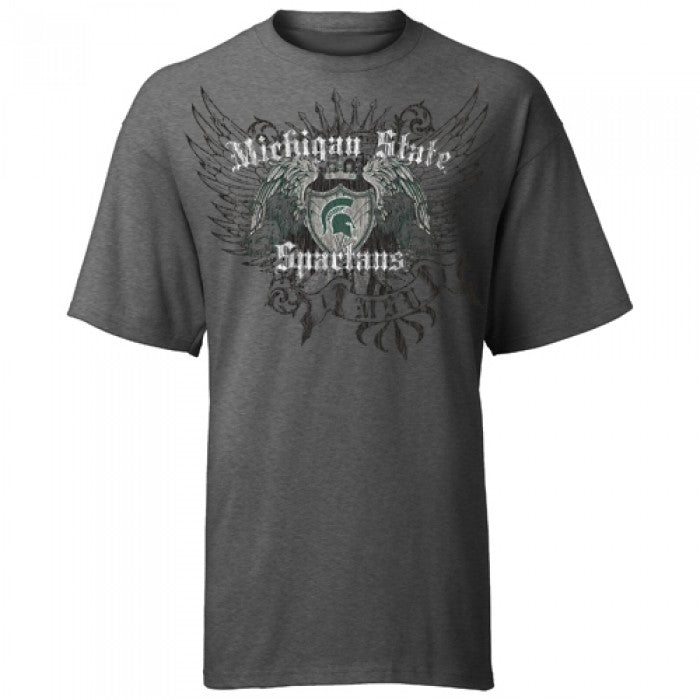 Wings Spread MSU WLS T-Shirt
