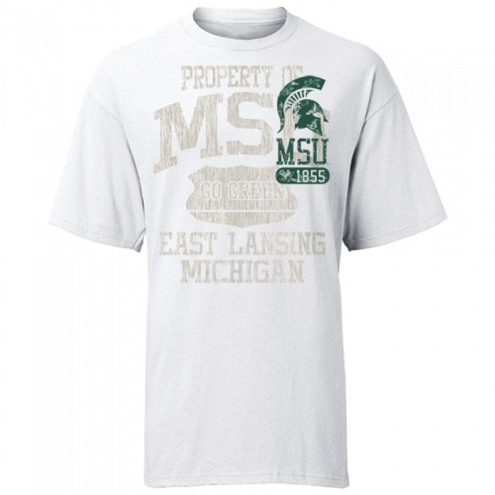 Fade Shield MSU POLC T-Shirt