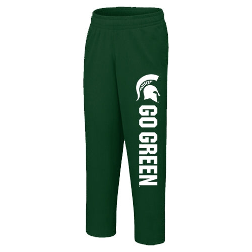 GO Green MSU GSC Sweatpants