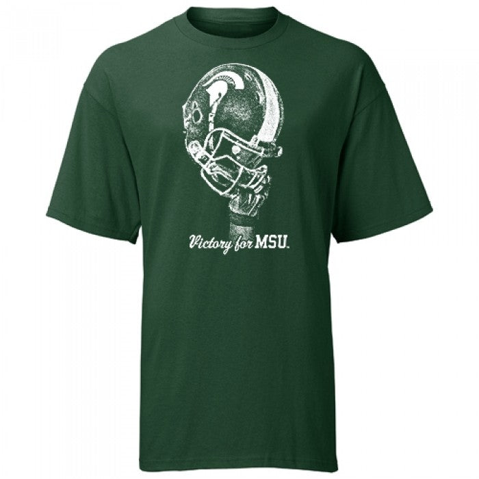 Raised Helmet MSU RHV T-Shirt