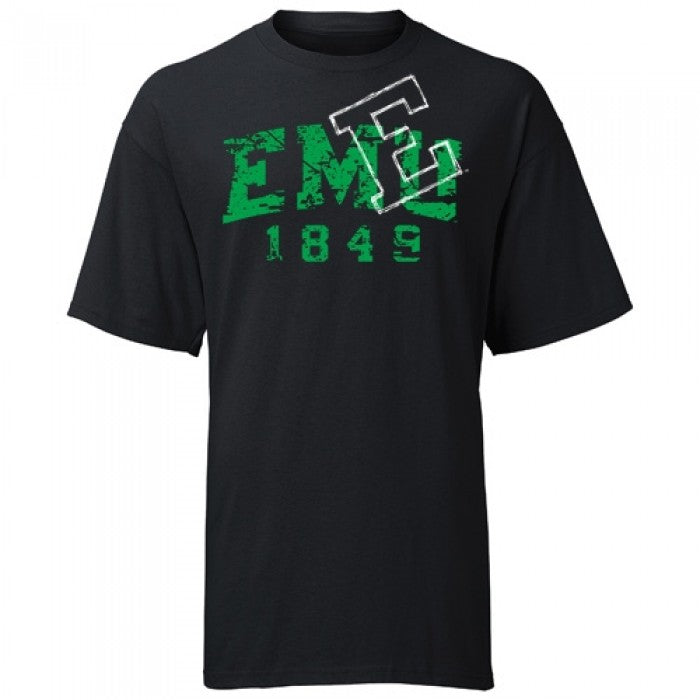 Distressed Logo EMU DLS T-Shirt