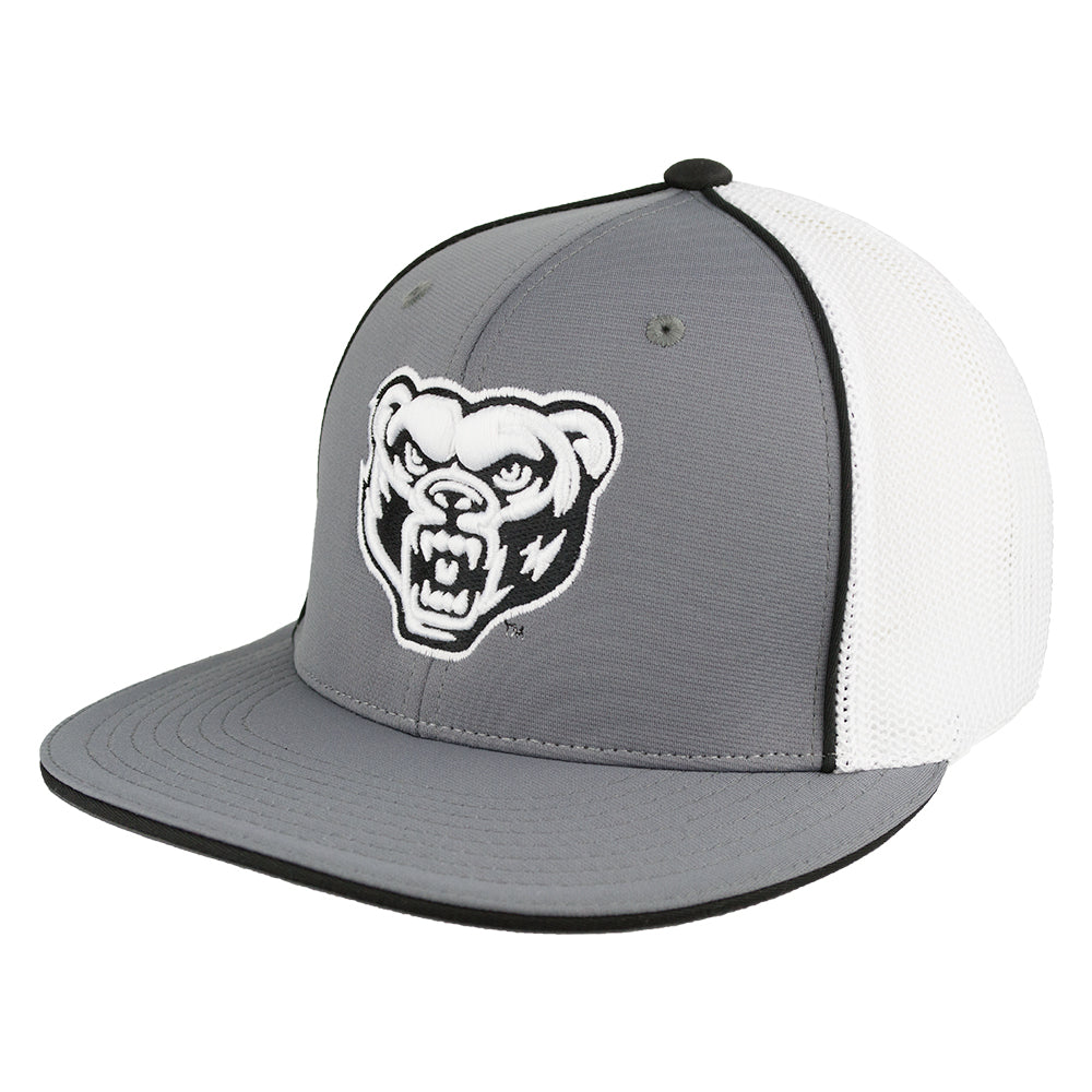 Oakland Flat Bill Mesh Hat