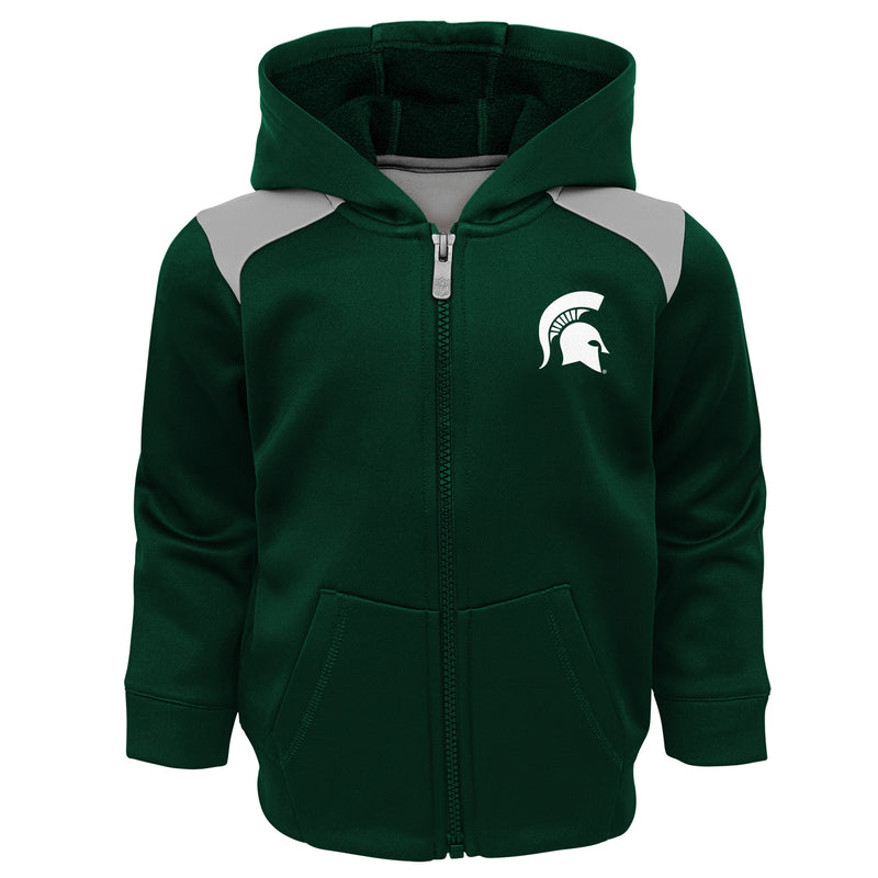 Action Full-Zip MSU Infant Hoodie
