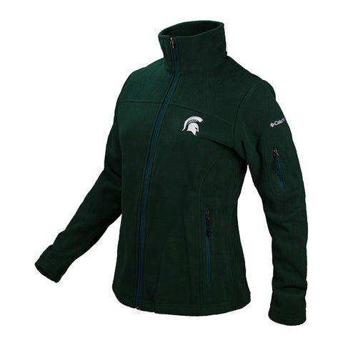 Ladies Give & Go MSU Jacket