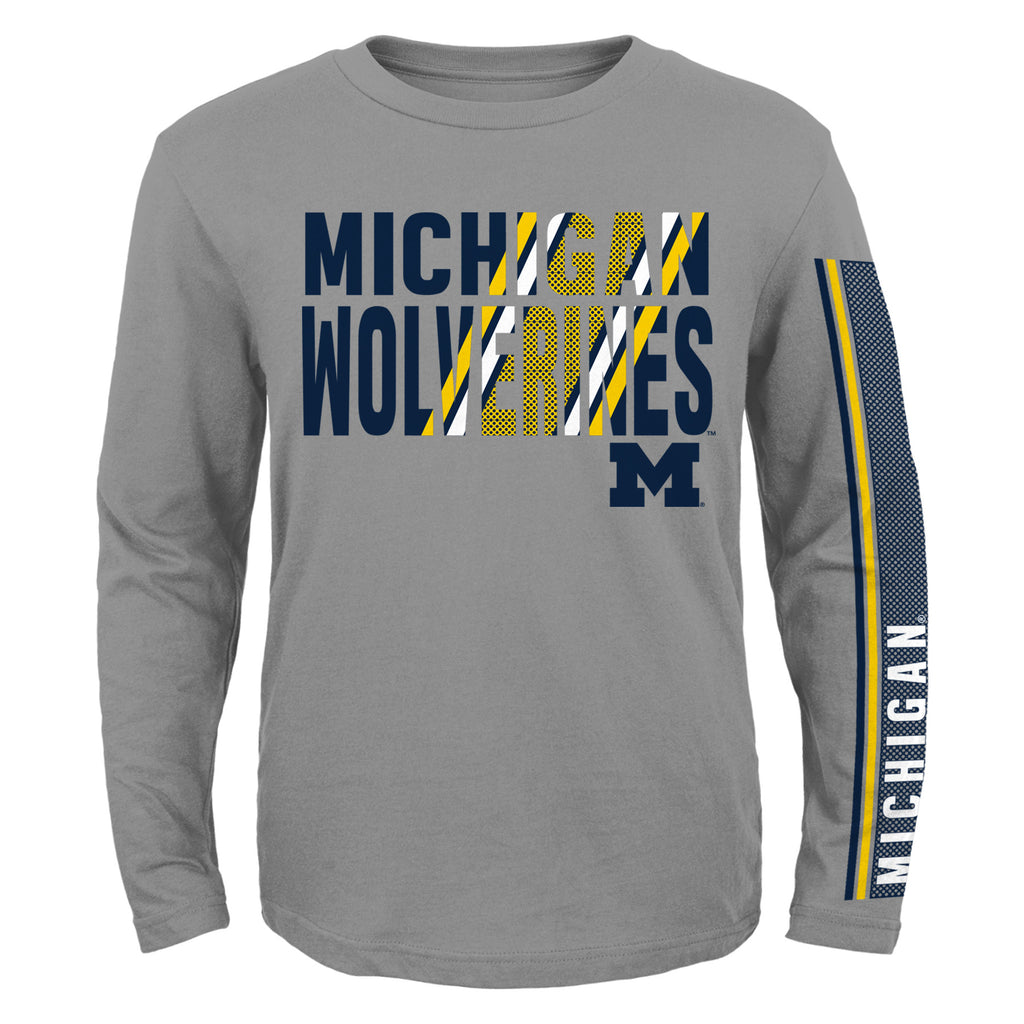 Playmaker UM Youth Long Sleeve T-Shirt