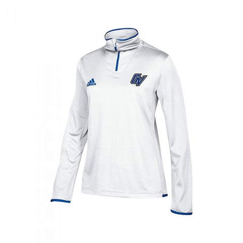 Ladies 1/4 Zip Iconic Team GVSU Jacket