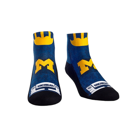 UM Youth Helmet Socks